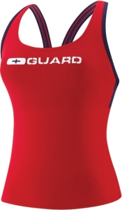 Speedo Guard Tankini Top Female