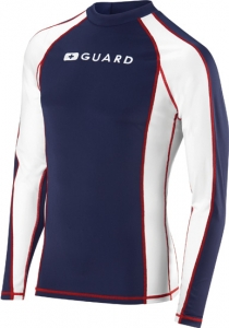 Speedo Guard Longsleeve Rashguard Male