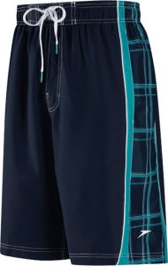 Speedo Classic Plaid Splice Volley Male