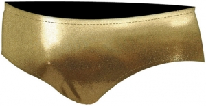 Dolfin Metallic Solid Brief Male