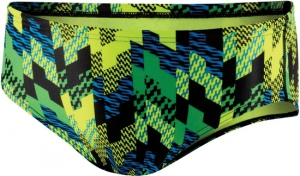 Speedo Puzzle Me This Water Polo Brief Male