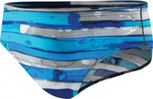 Speedo Color Stroke Brief Male