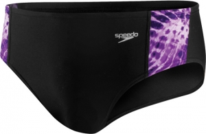 Speedo Toxic Tie Dye Brief Male