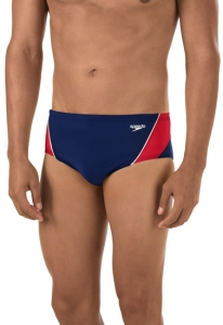 Speedo Launch Splice Endurance+ Brief Male