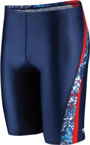 Speedo Splatter Splash Jammer Male