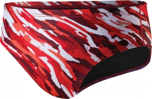 Speedo Team Camo Endurance Lite Brief Male