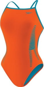 Speedo Extreme Back Laser Cut Female