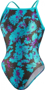 Speedo Graphic Daisy Flyback Female