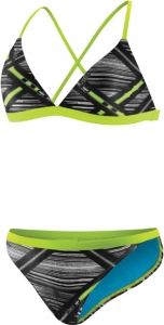 Speedo Flipturns Ready Zip 2 Piece Female