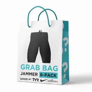 Grab Bag Jammer 6 Pack Male