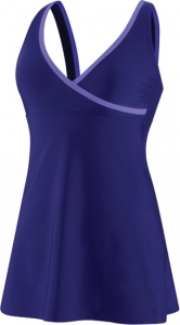 Speedo Cross Front Swim Dress Female