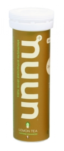 Nuun Electrolyte Drink Lemon Tea w/Caffeine