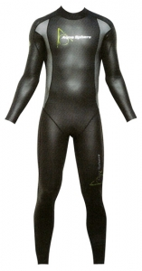 Aqua Sphere Aqua Skin Full Suit Male