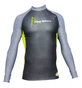 Aqua Sphere Aqua Skin Long Sleeve Top 2013 Male