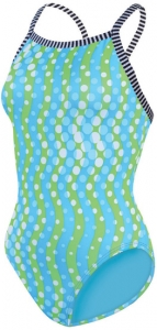 Dolfin Uglies Splashdots V-2 Back Female