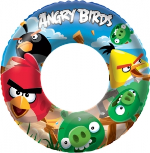 Wet Products Angry Birds Swim Ring 22in