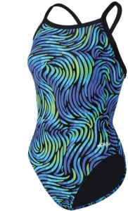 Dolfin Winner V-2 Back Female
