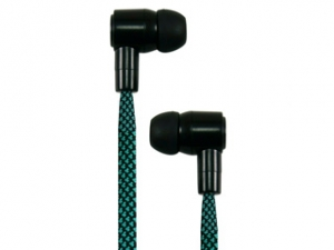 Nu Technology Waterproof Sport Earphones Black/Green