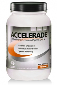 Accelerade Sports Drink Orange 30 servings