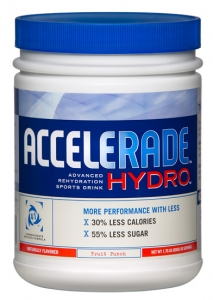 Accelerade Hydro Rehydration Drink Fruit Punch 50 servings