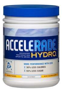 Accelerade Hydro Rehydration Drink Lemonade 50 servings