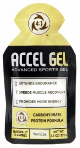 Accel Advanced Sports Gel Vanilla 24 pack