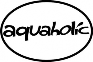 BaySix Aquaholic Decal