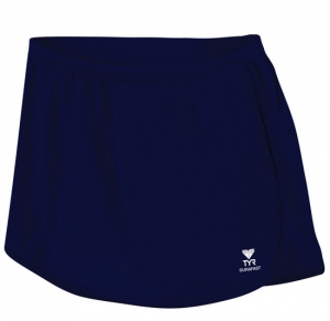 Tyr Fit Solid Skort w/Binding Female