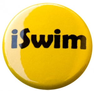 I Swim Button