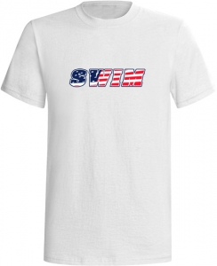 Swim USA Flag T-Shirt