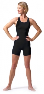 EQ Swim Spectrum Lycra Bodysuit Female