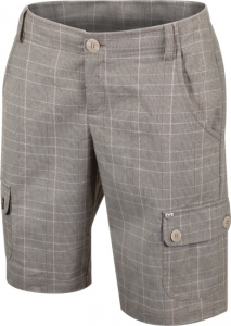 Tyr Sleek Plaid Short Female