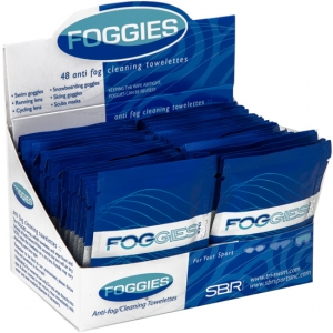 Foggle Anti-fog Cleaning Towelettes