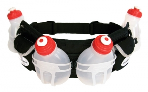 FuelBelt Trail Runner 4-Bottle Belt