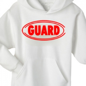 1Line Sports Lifeguard Sweatshirt Clearance