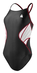 Tyr Ironman Thin Strap Reversible 1pc Female