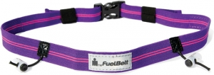 FuelBelt Ironman Series Reflective Race Number Belt