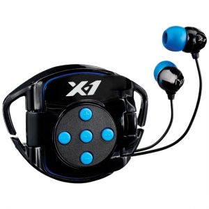 X-1 Interval 4G Waterproof Headphone System