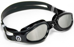 Aqua Sphere Kaiman Mirrored Swim Goggles