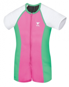 Tyr Solid Thermal Suit Girls