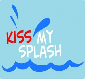 BaySix Kiss My Splash Mouse Pad