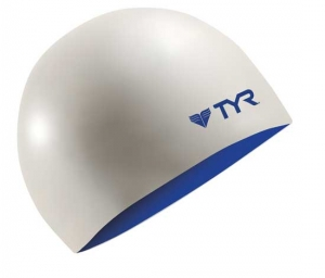 Tyr Reversible Water Polo Scrimmage Swim Cap