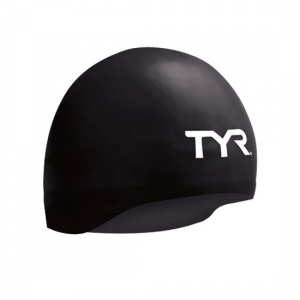 Tyr Tracer Edge Racing Silicone Swim Cap