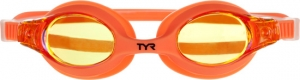 Tyr Swimple Metallized Kids Swim Goggles