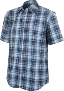 Tyr Prestige Plaid Button Down Shirt Male