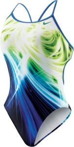 Nike Galactic Opera Modern Cut-Out Tank Female