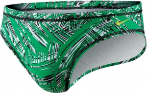 Nike Scatter Brain Water Polo Brief Male