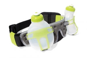 FuelBelt Rock n Roll Marathon Series Revenge R2O 2 Bottle Belt