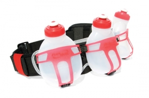 FuelBelt Rock n Roll Marathon Series Revenge R3O 3 Bottle Belt