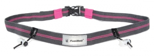 FuelBelt Rock n Roll Marathon Series Reflective Race Number Belt